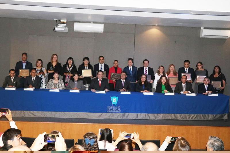 La Universidad Del Pedregal reconoce la fidelidad de sus colaboradores Featured Photo