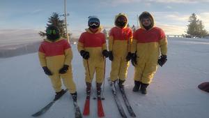Ski Club Participants