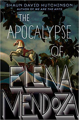 Book cover for The Apocalypse of Elena Mendoza