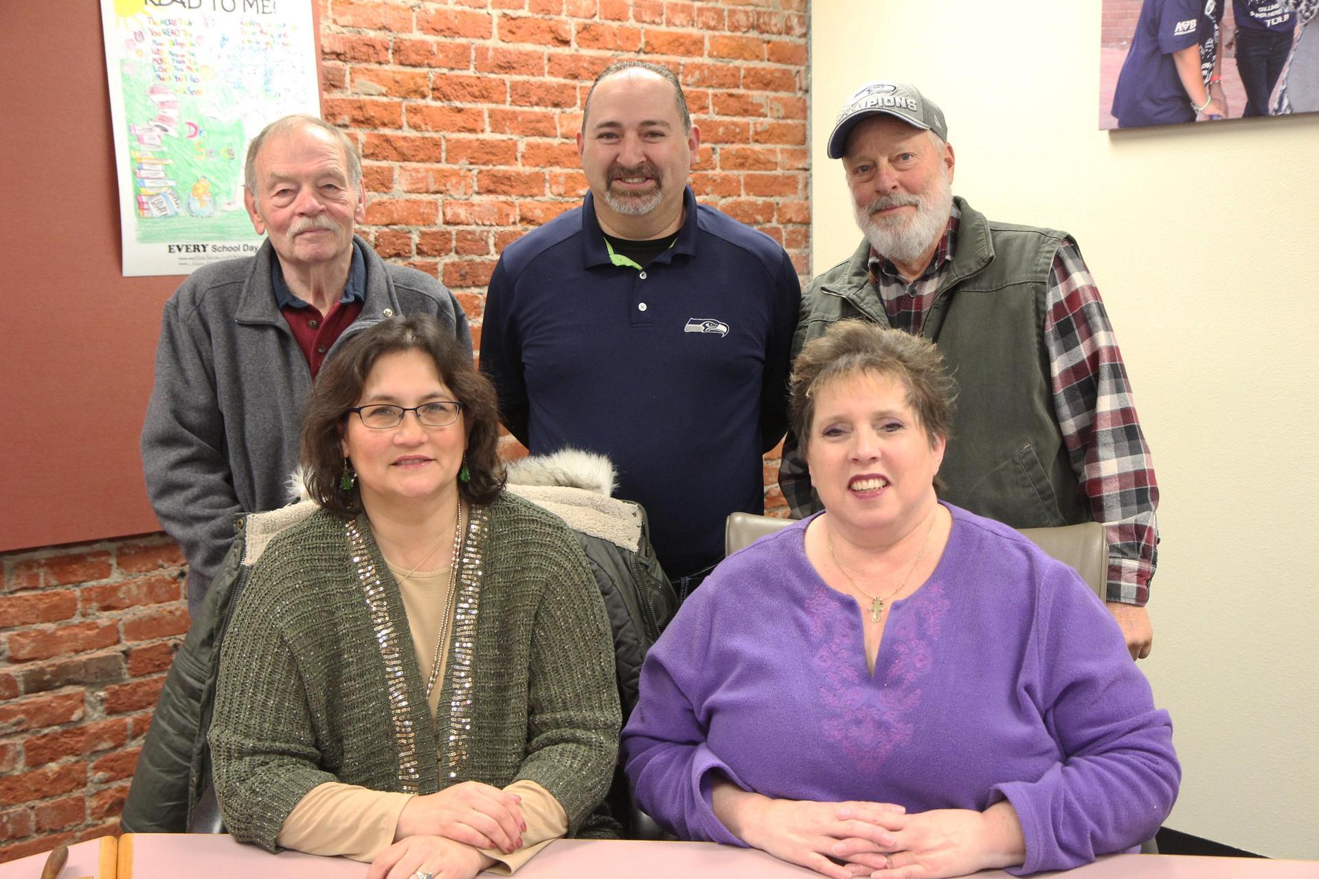 members of the Wapato School Board
