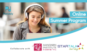 Mandarin Institute Startalk summer camps