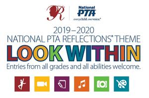 2019-2020 PTA Reflections Art Contest: Look Within