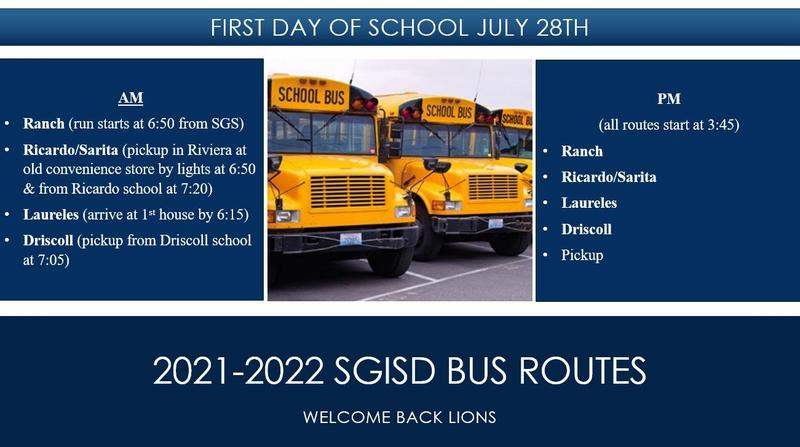 2021-2022 Bus Routes Featured Photo