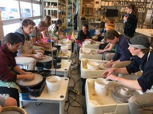 Math & Ceramics