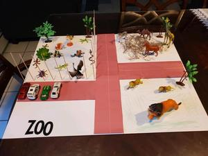 Zoo habitat project