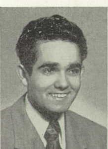 William Cruz, Class of Winter 1950