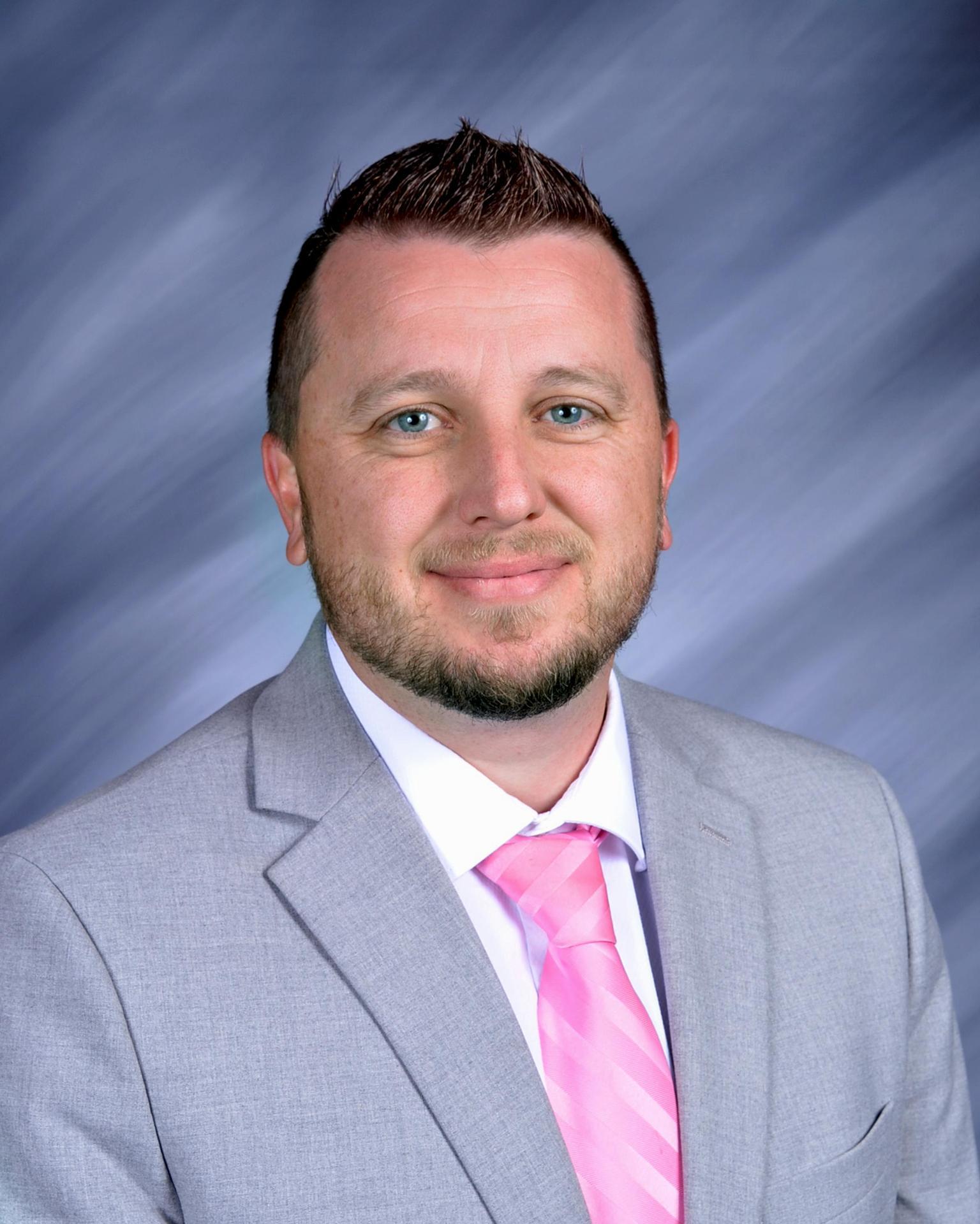 Stephen Seedorf, Executive Director K-12
