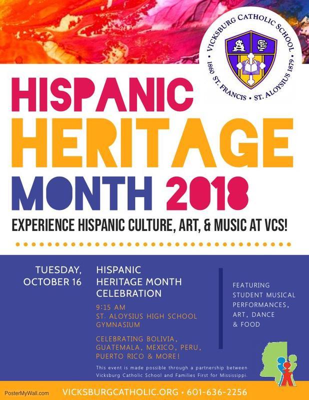 VCS Celebrates Hispanic Heritage Month Thumbnail Image