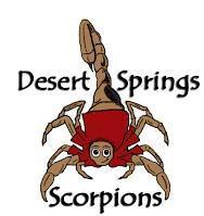 Desert Springs Scorpion