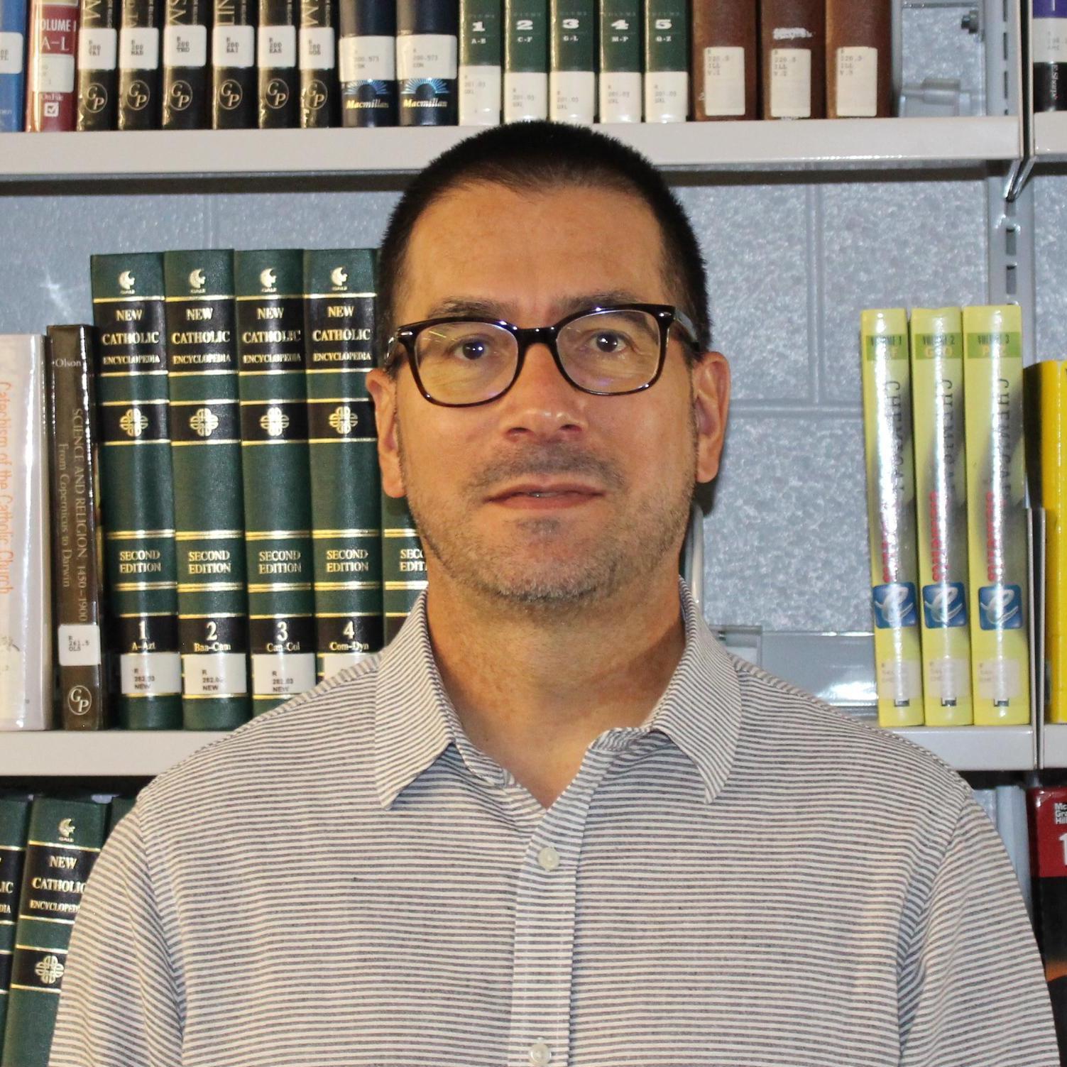 Paul Baca's Profile Photo