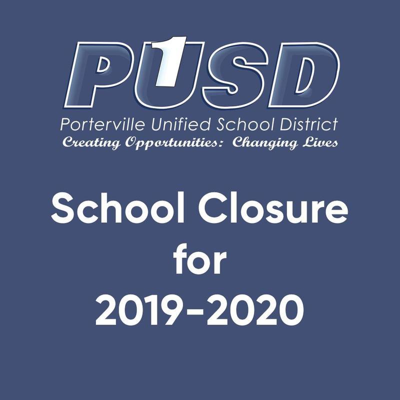 2019 2020 School Year