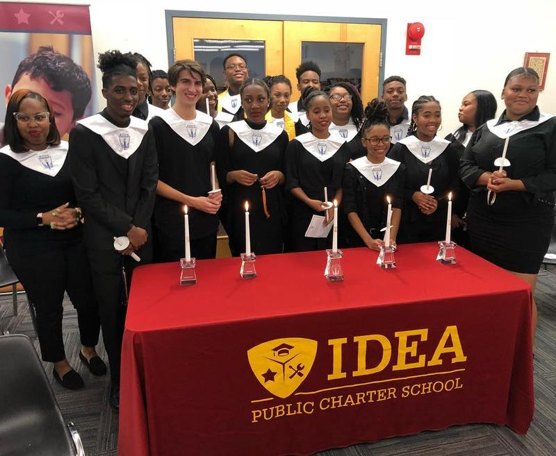 National Honor Society Inductees Exemplify Excellence Thumbnail Image