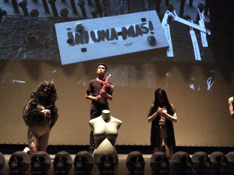 Bachillerato Cruz Azul, en el Festival Internacional de Teatro Universitario Featured Photo