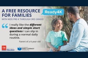 Bradley County Schools - Ready4K