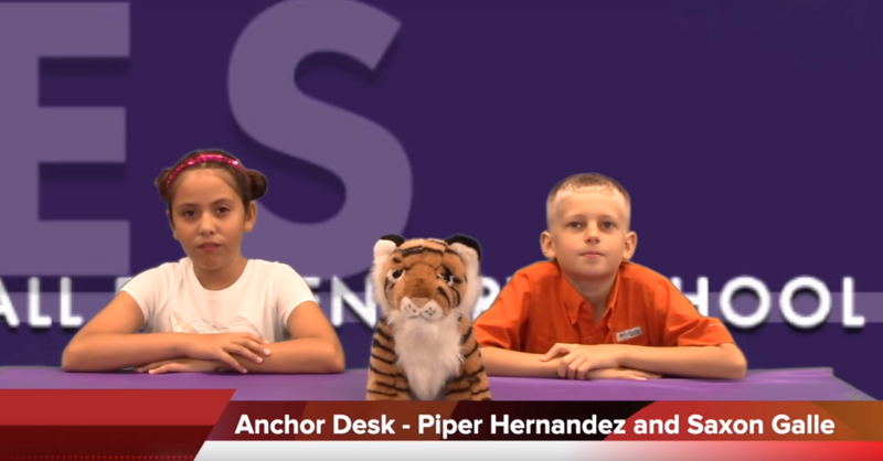 1st Addition of the Tiger Network News Thumbnail Image