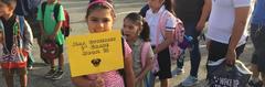 Mrs. Gutierrez first grade class