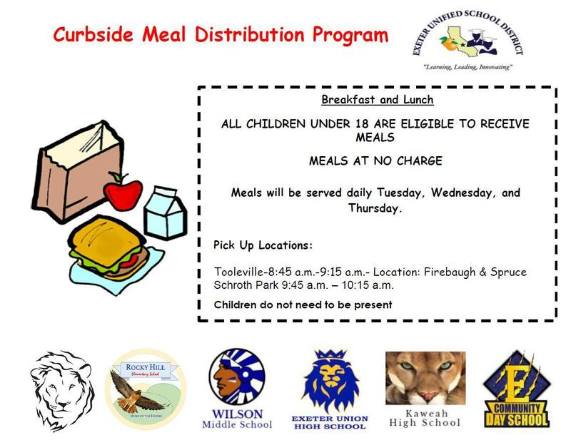 EUSD Meal Dist.