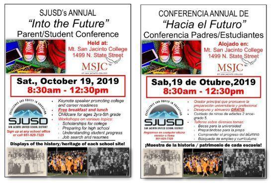 Flyer English and Spanish