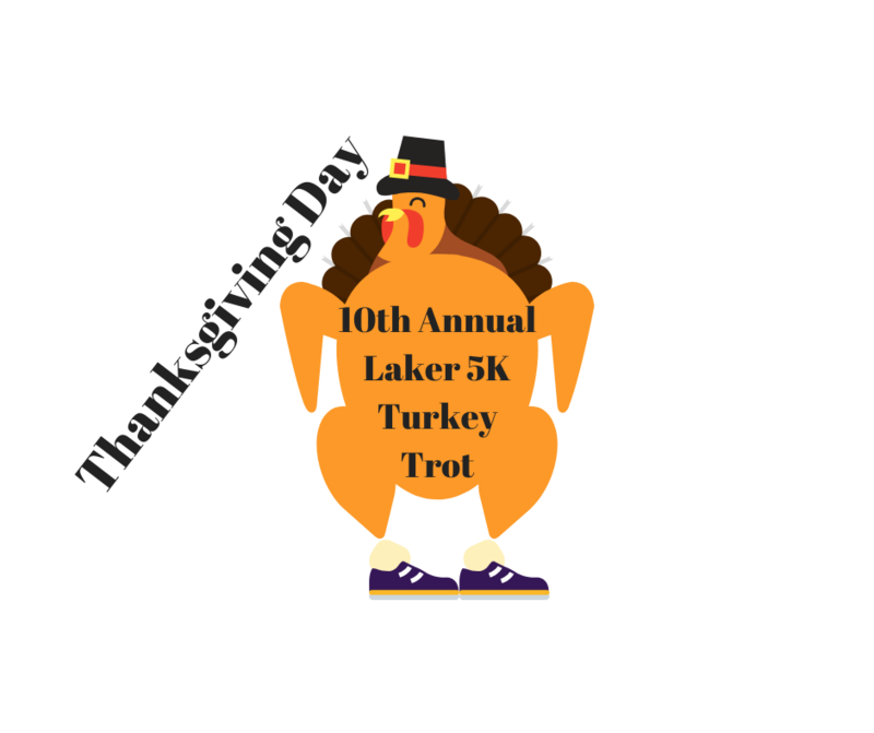 10th Annual Laker 5K Turkey Trot Featured Photo