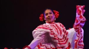 mariachi dancer