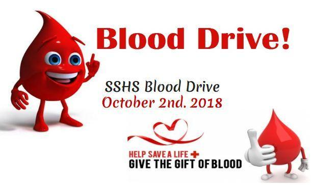 SSHS Blood Drive Featured Photo