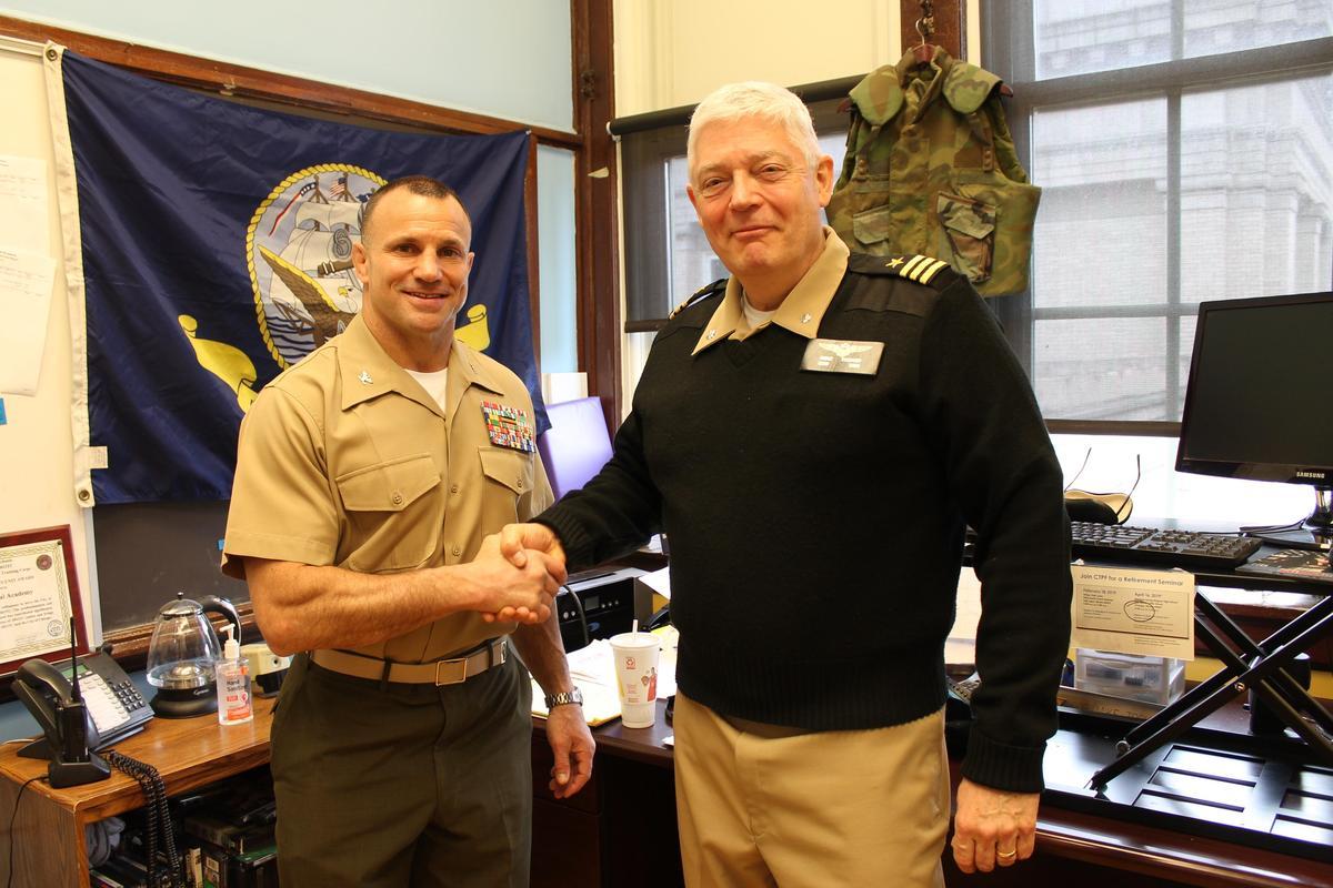Admiral Hyman George Rickover Naval Academy