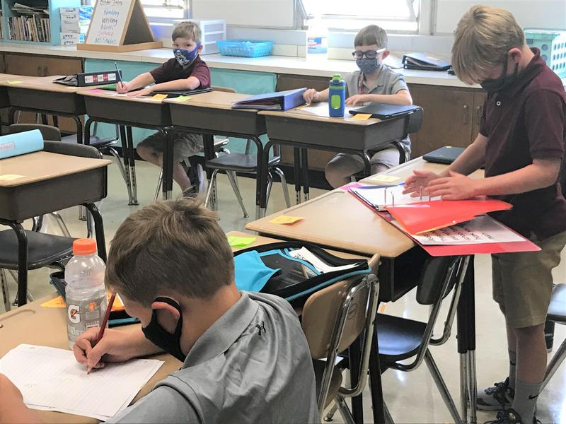 CES 2020 Classroom Photo
