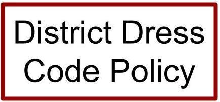 District Dress Code Policy