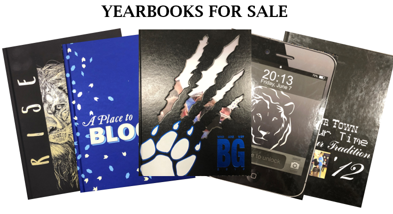 YEARBOOKS FOR SALE Thumbnail Image