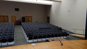 Sycamore High School theater