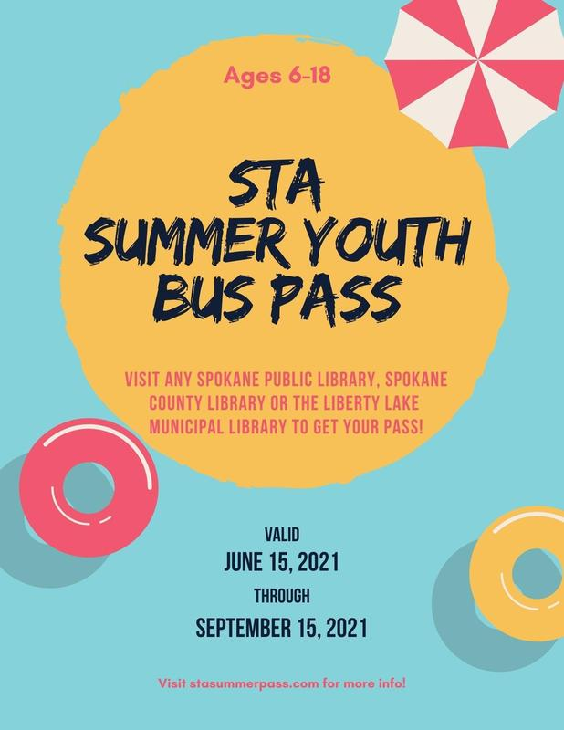 STA Summer Youth Bus Pass