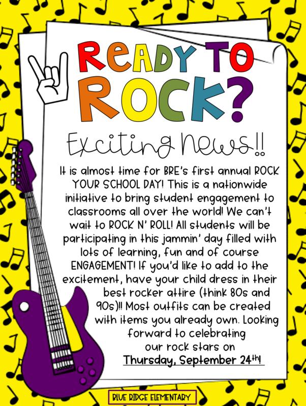 BRE Rock Your School!