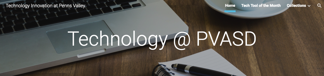 Technology @PVSD