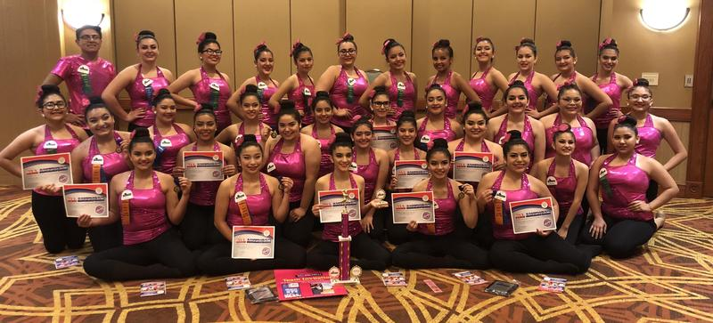 High-flyers at Dance Camp Featured Photo