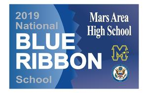Mars Area High School National Blue Ribbon