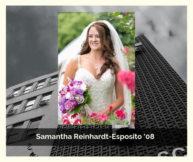 Samantha Reinhardt-Esposito '08