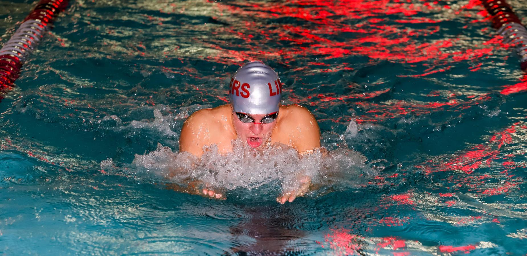 Swim Team Member