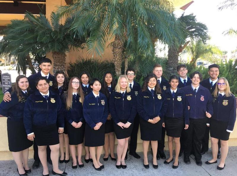Lucerne Valley FFA Gets Ready for National FFA Week Featured Photo
