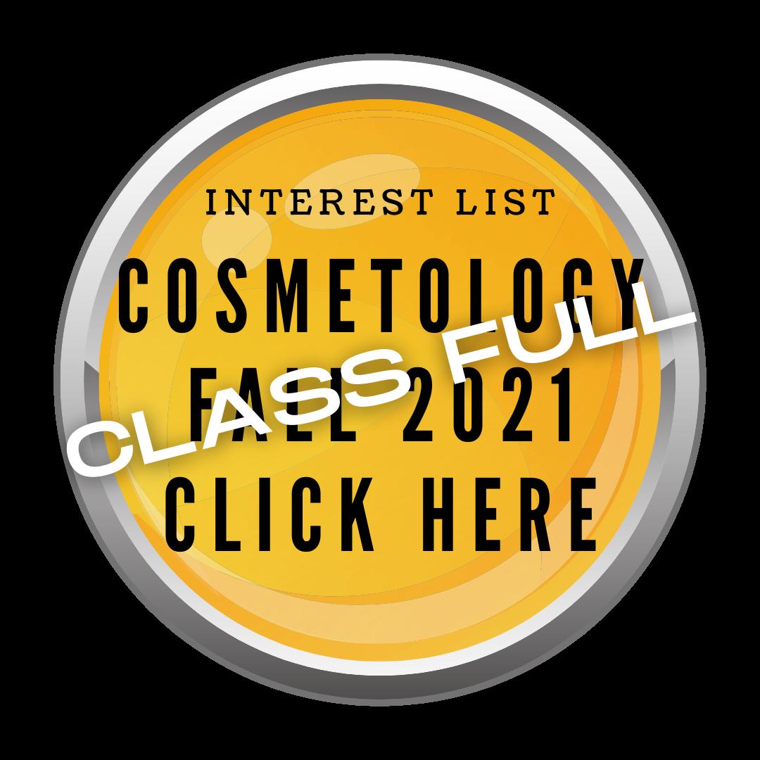 Cosmetology Interest List Button