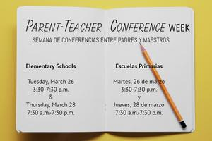 Parent Teacher Conference Information
