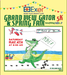 Gator Run & Spring Fair Poster