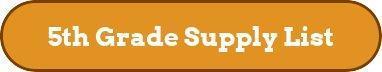 5th Grade Supply List 2021-2022