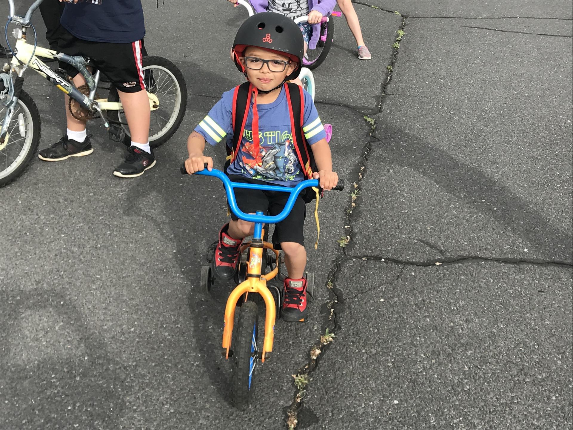 Bike Day 18