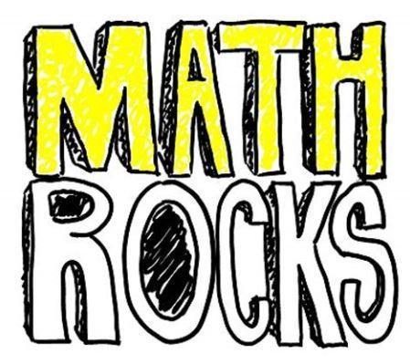 Math rocks clipart
