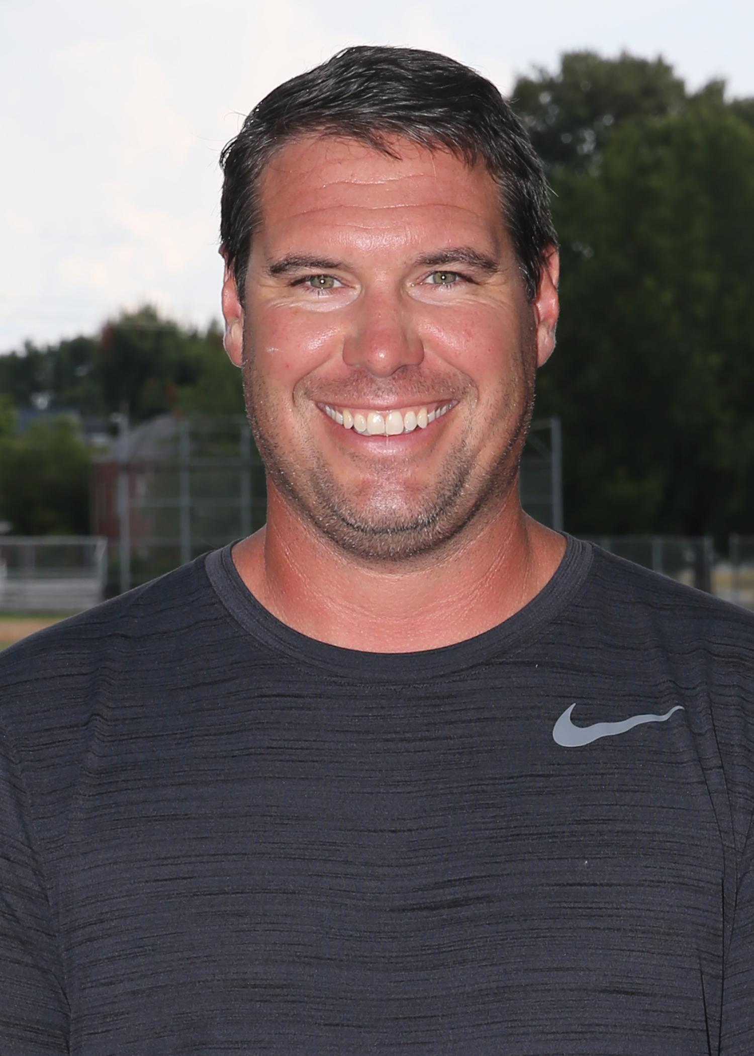 Assistant Coach - Nick Colobro