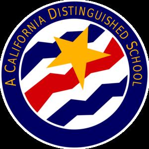 California Distinguished School Graphic
