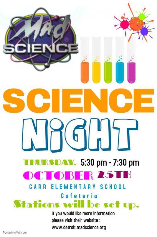 Science Night Thumbnail Image