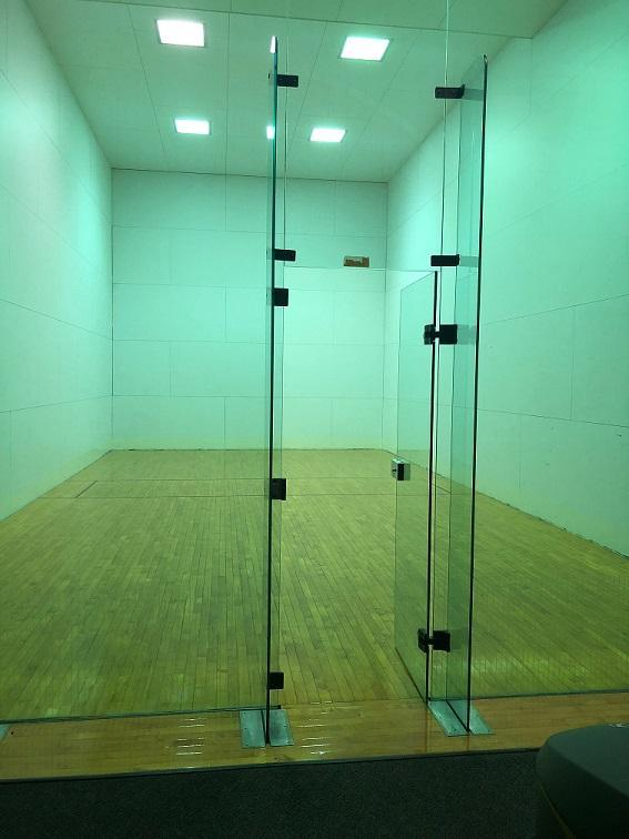 Racquetball/ Wallyball Courts