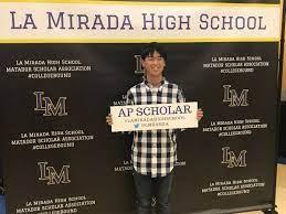 Matador Scholar Association AP Scholar Award Ceremony Featured Photo