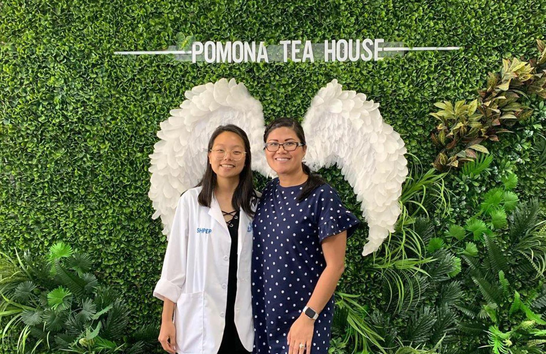 Pomona Unified is #proud of Crystal Sin, who is finishing up her work as one of the SHPEP mentors @westernunews and will be going through orientation for optometry school next week! Crystal is a graduate of @PalomaresAcad #proud2bepusd @nafcareeracads @healthcareerladder